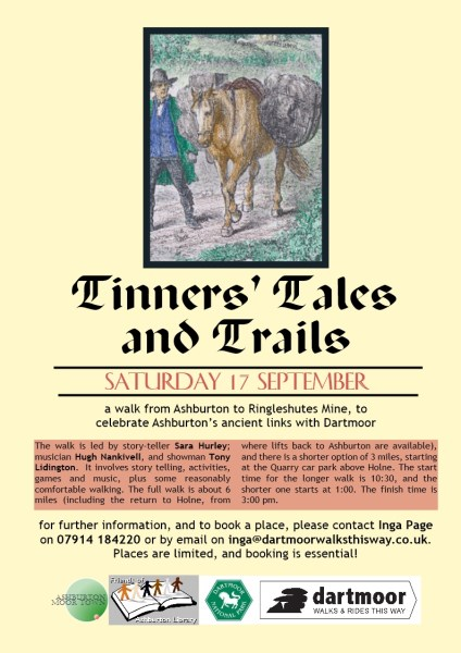 Tinners Tales and Trails